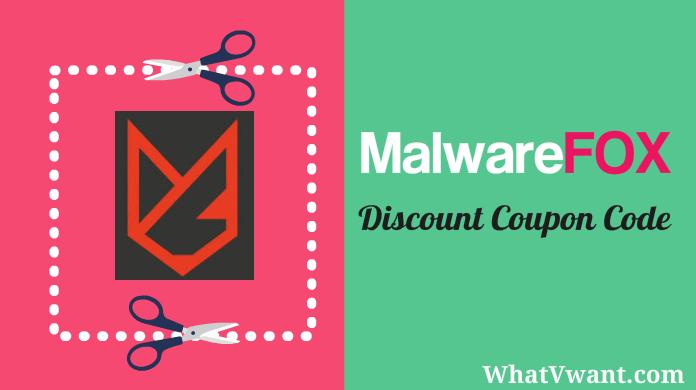 Malwarefox coupon code