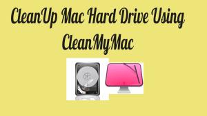 Cleanup Hard Drive