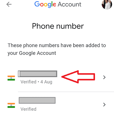How To Change Gmail Phone Number And What is the Use of Phone Number In Gmail? 11