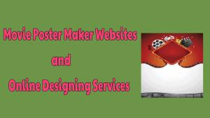 Movie Poster Maker Websites