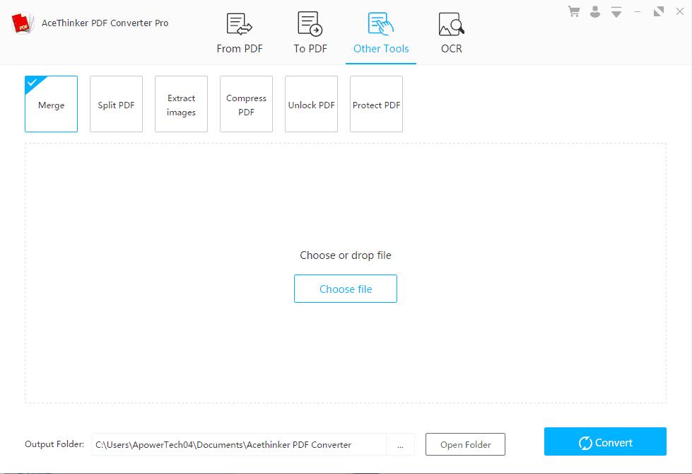 AceThinker PDF Converter Pro Review 4