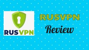 RUSVPN Review