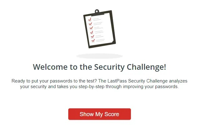 check security score