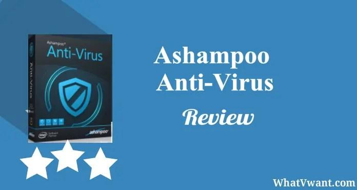 Ashampoo antivirus review