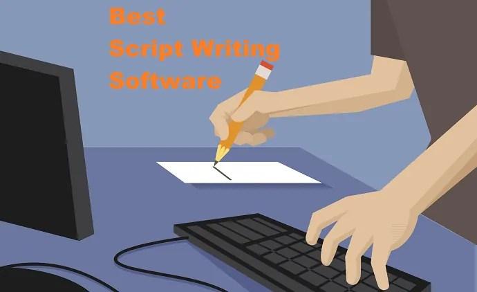 Best script writing software