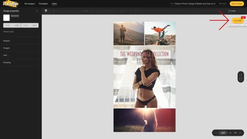2 Ways To Create Your Own Movie Poster With Free Online Designer Tools 7