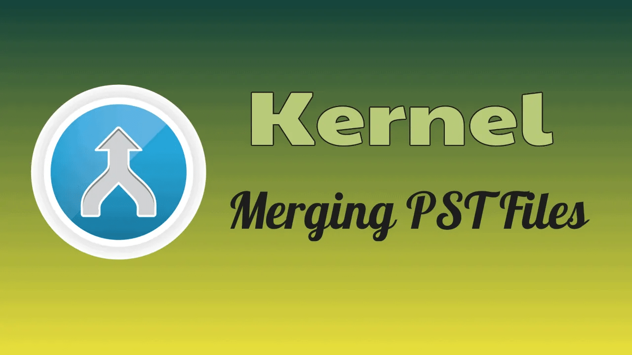 Kernel Merging PST Files
