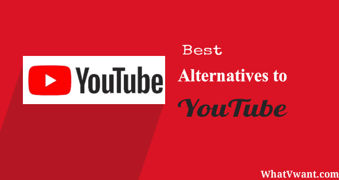 best alternatives to youtube