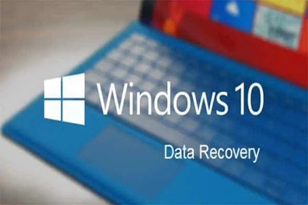 Recover Missing Files on Windows 10