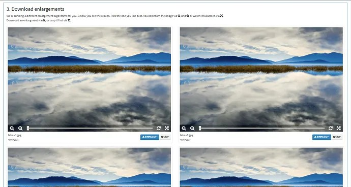 download enlargements with photoenlarger