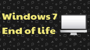 Windows7 End of Life