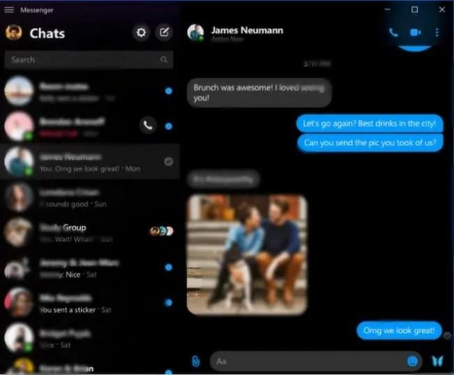 Facebook-Messenger-App-for-Windows10