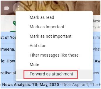 forward as attachment