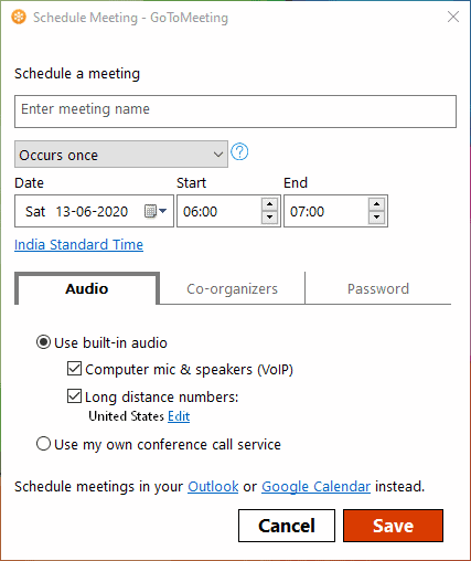 GoToMeeting-Desktop-App-Schedule-a-Meeting