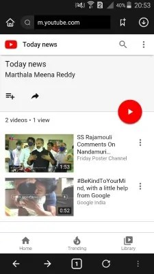 view the videos