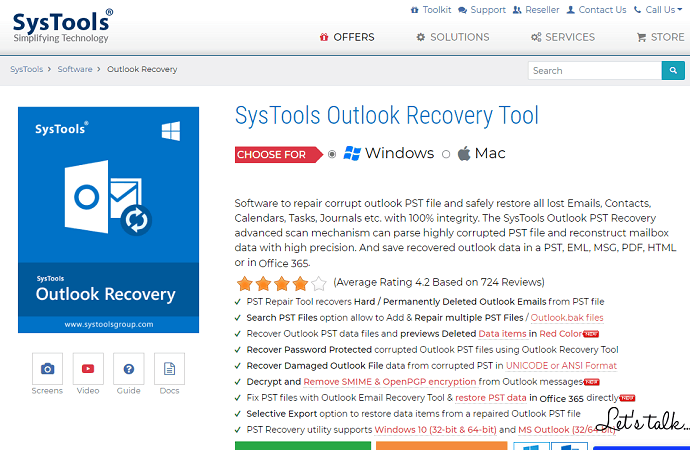 Top 12 PST repair tools for effective data recovery 3
