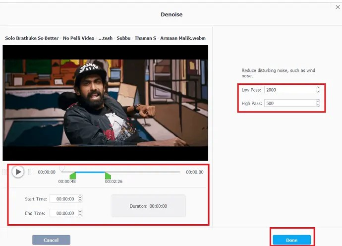 VideoProc Review - One stop video editing software 12