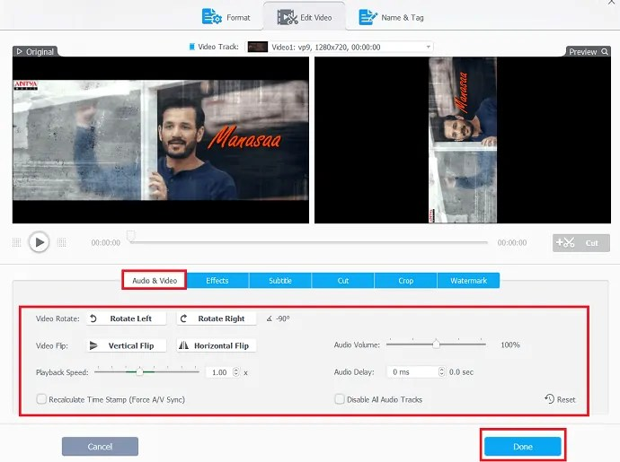 VideoProc Review - One stop video editing software 10