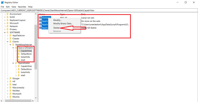 click on hidden files.