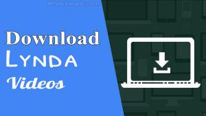 Download Lynda videos