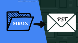 MBOX to PST