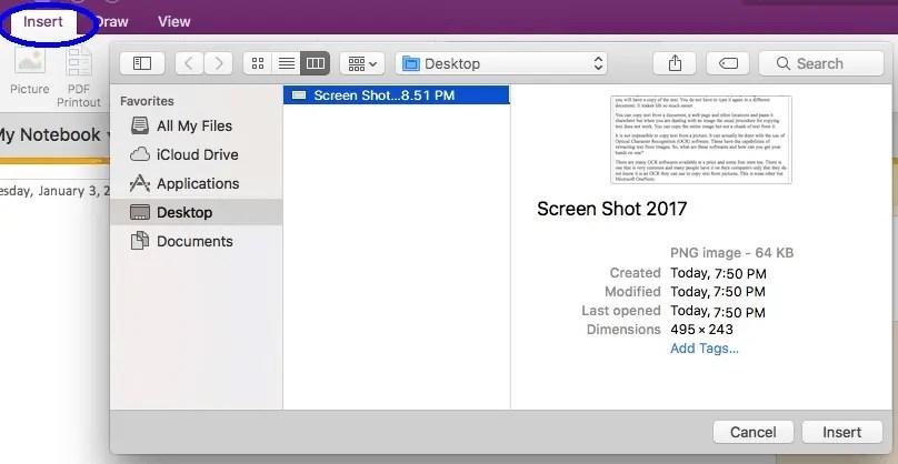 7 way to Convert Image to Excel (Online & Offline) 1