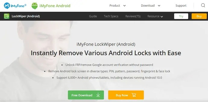 imyfone LockWiper review