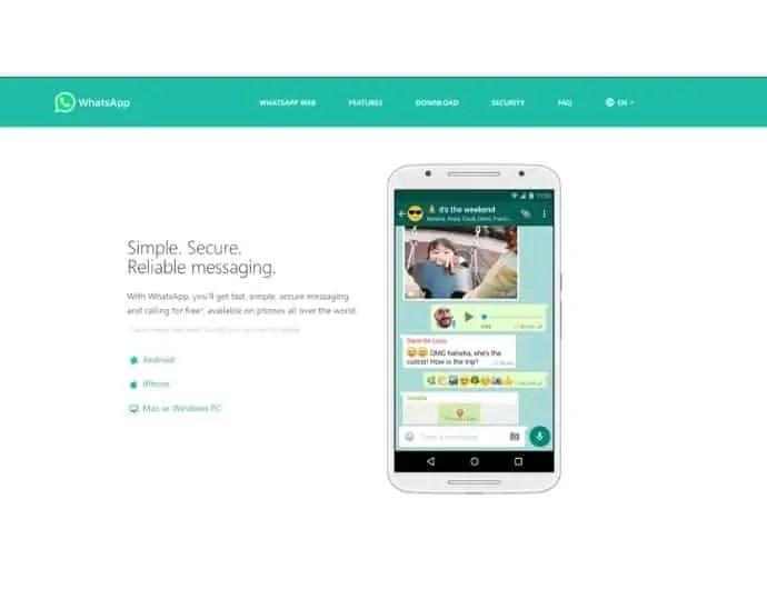 Method 1: Using Whatsapp