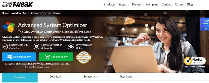 systweak advanced optimizer