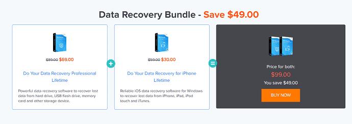 Data recovery Bundle