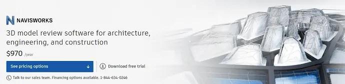 Navisworks Homepage