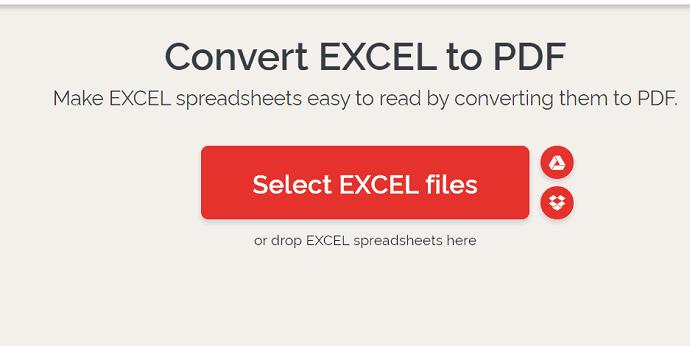 upload excel sheets