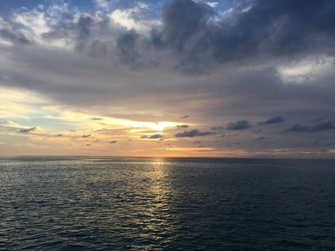 Bermudan Sunset