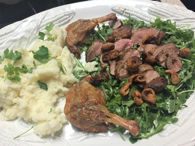 Duck Platter