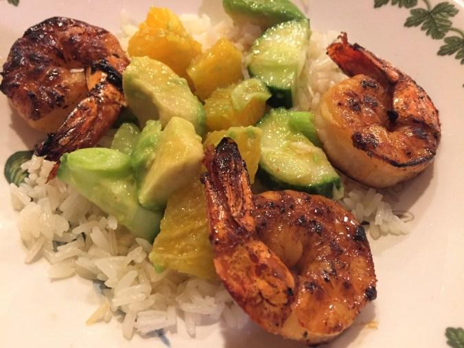 shrimp bowl 2