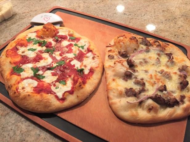 Pizzas (2)
