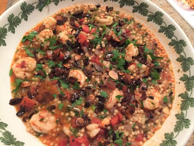 shrimp with couscous (2)