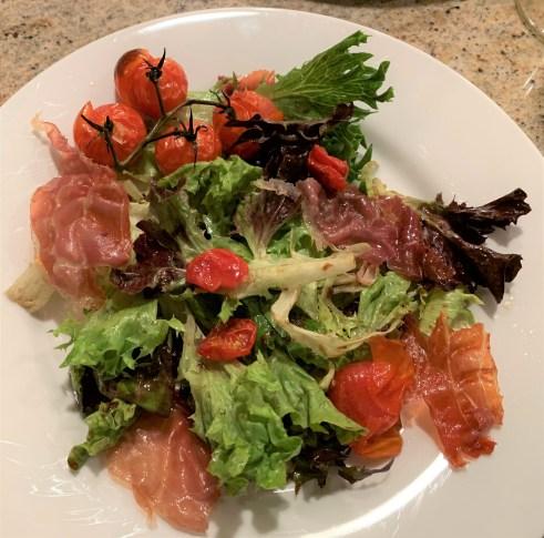 Prosciutto Salad (2)