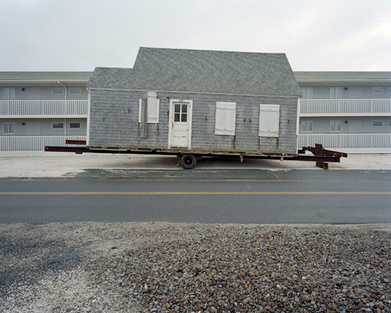 """248 Shore Road"" from the series Not On Your Vacation, by Brian Kaplan (courtesy of the artist)"