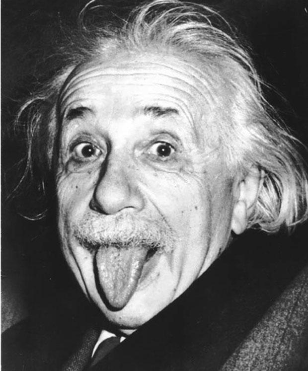 """""""Albert Einstein, 1951"""" photo by Arthur Sasse"""