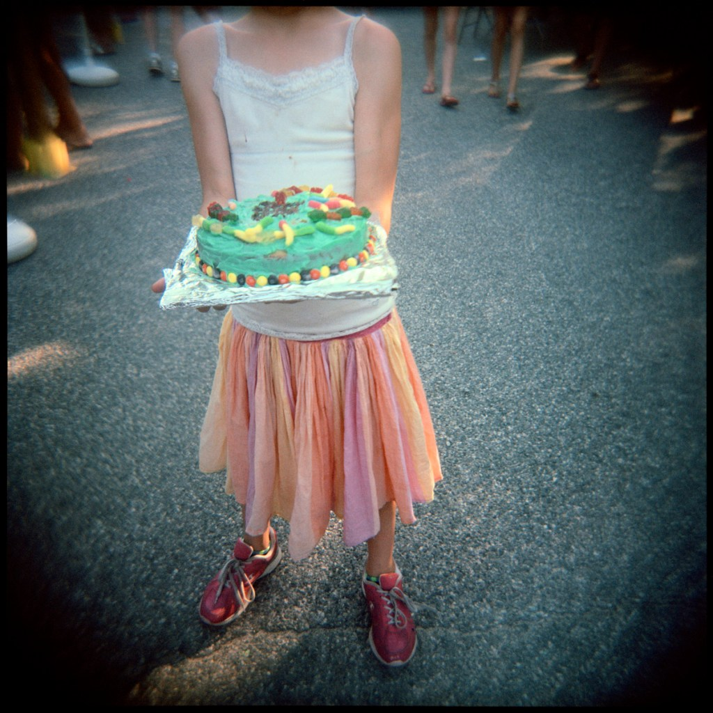 """""""Cake Walk"""" by Suzanne Revy (courtesy of the artist and Panopticon Gallery, Boston)"""