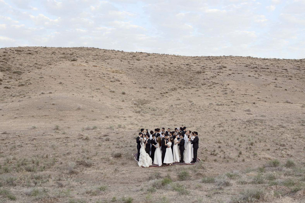 """Iran, Untitled, 2013"" archival digital pigment print by Gohar Dashti (courtesy of the artist and Robert Klein Gallery, Boston)"