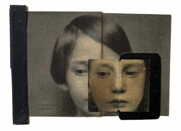 """Duality"" from the series Only Child by K.K. DePaul (courtesy of the artist and Griffin Museum of Photography)"