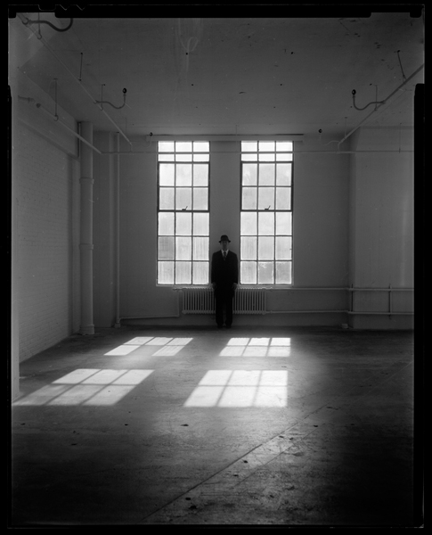 """""""Hidden in Plain Sight, 2014"""" gelatin silver print by Stephen Sheffield (courtesy of the artist and Panopticon Gallery, Boston)"""