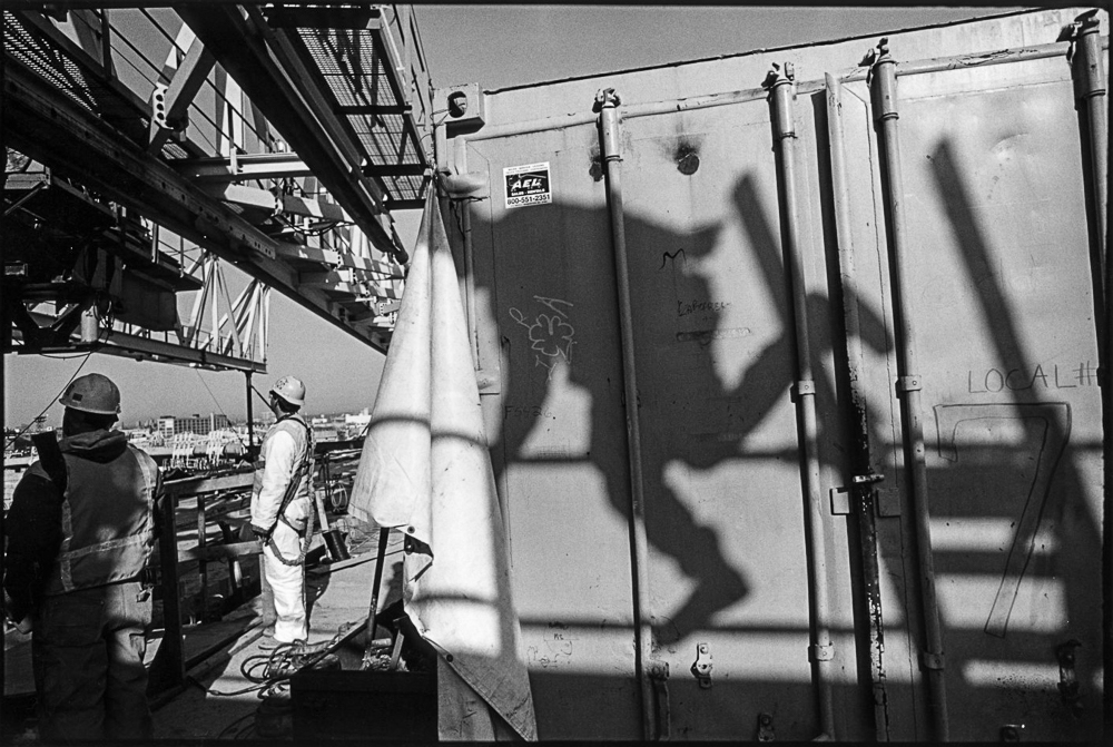 """""""Shadow, Charlestown, 2001"""" by Michael Hintlian (courtesy of the artist)"""