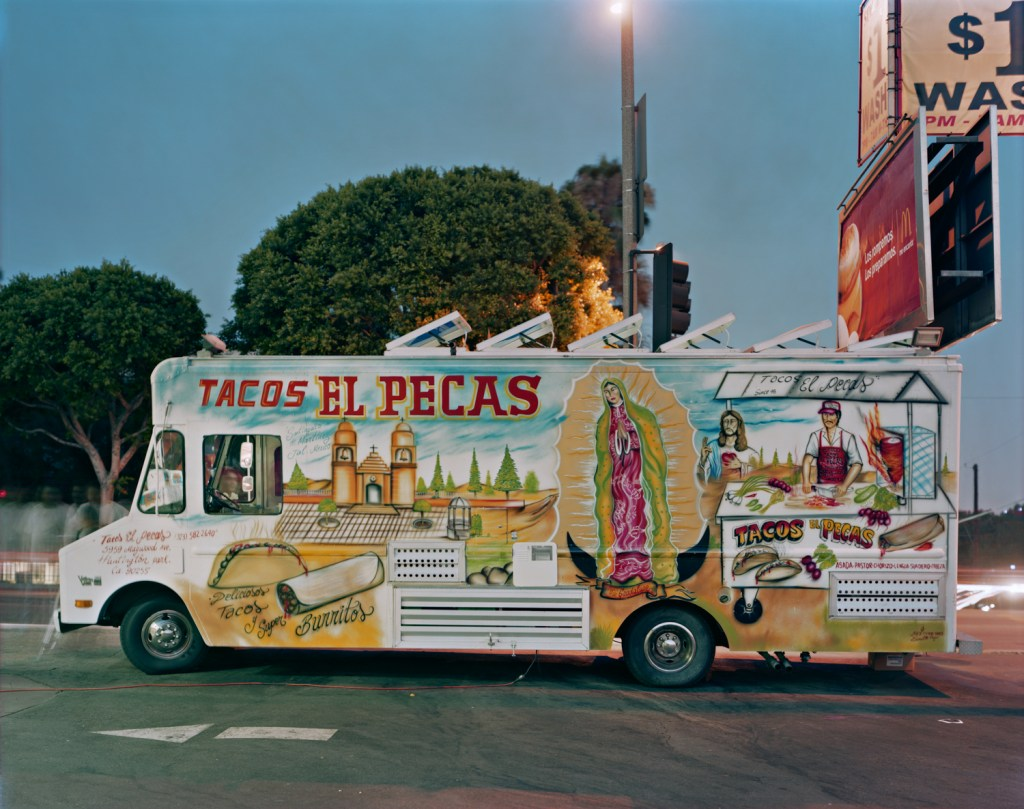 """""""El Pecas, Boyle Heights, Los Angeles, California, 2008"""" by Jim Dow (courtesy of the artist and Robert Klein Gallery, Boston)"""
