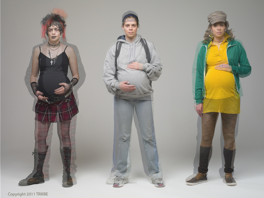 """""""Equal Opportunity, 2010"""" by TRIIIBE (courtesy of the artist and Gallery Kayafas, Boston)."""