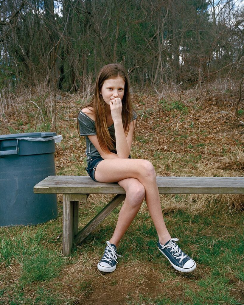 Grace, 13 Dedham, Massachusetts © Rania Matar/ INSTITUTE Photos courtesy of the Artist and Joseph Carroll Gallery, Boston