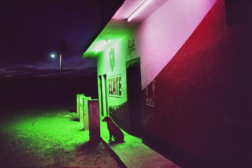 """Comitán, Chiapas, Mexico, 2007"" by Alex Webb (courtesy of Robert Klein Gallery, Boston)."