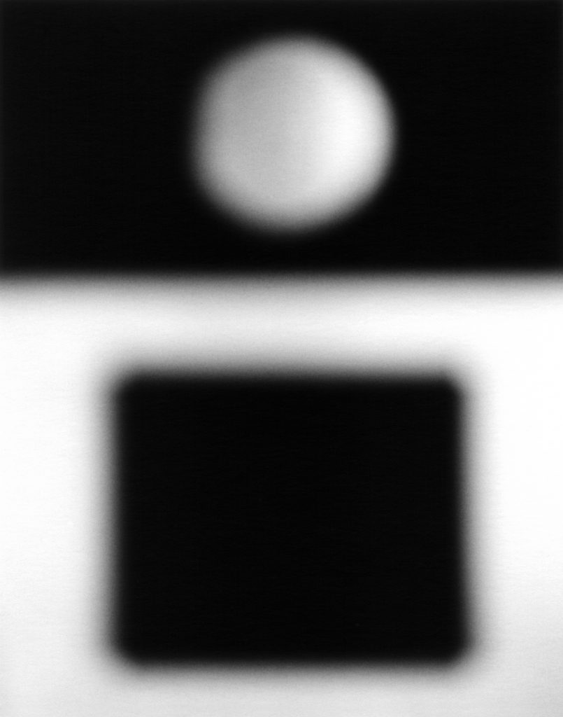 """""""Negative #13-044-09, 2013"""" by Philip V. Augustine (courtesy of the artist and Griffin Museum of Photography)."""